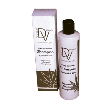 Shampoo with Cannabis & Native Polyphenol