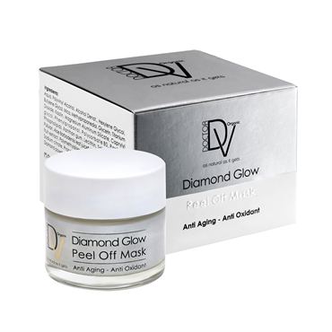 Natural Diamond Glow Peel Off Mask